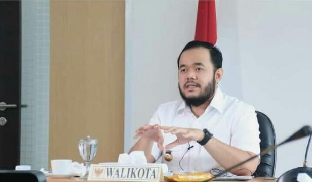 Wali Kota Padang Panjang Fadly Amran