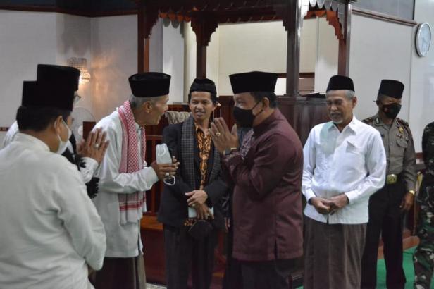 Wawako Padang Panjang: Subuh Mubarakah Momentum Meningkatkan Iman dan Menghidupkan Nuansa Keislaman