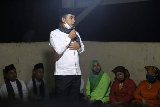 Wali Wali Kota Solok, Ramadhani Kirana Putra pesankan pentingnya menjaga seni tradisi dan budaya daerah.
