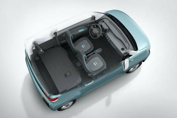 ilustrasi: Mobil mini Wuling