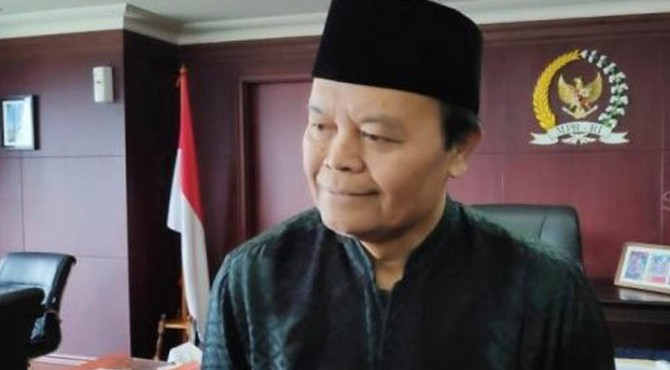 Wakil Ketua Majelis Syuro Partai Keadilan Sejahtera (PKS) Hidayat Nur Wahid.