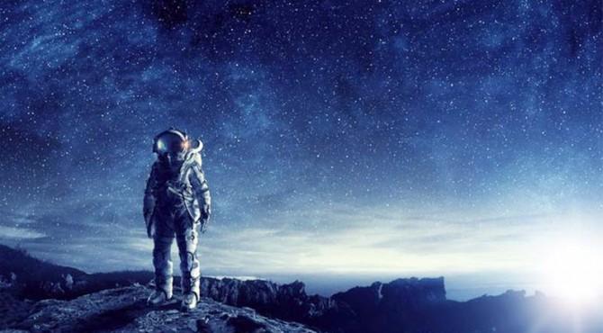ilustrasi luar angkasa