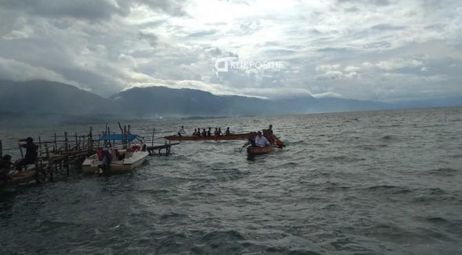 Dermaga Danau Singkarak