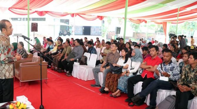 Kemenpora menggelar beberapa kegiatan terkhusus untuk para pemuda selain Video Conference 9 titik bersama Menpora Imam Nahrawi.