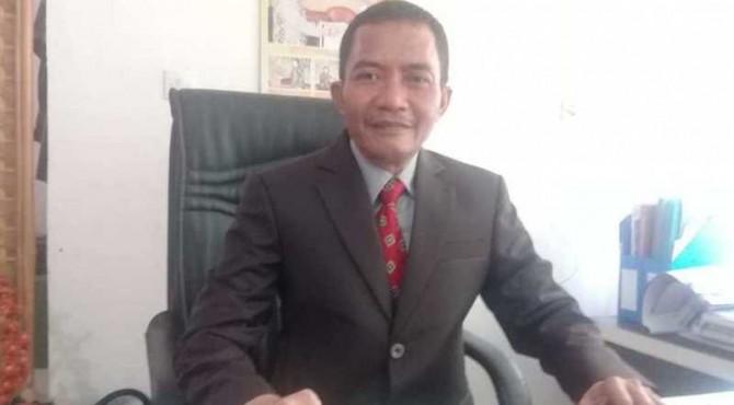 Kepala BKPSDM Kabupaten Sijunjung