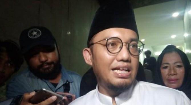 Koordinator Jubir BPN Dahnil Anzar Simanjuntak.