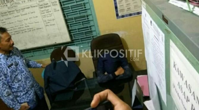 Dua mahasiswa diamankan karena berbuat tidak senonoh di toilet Masjid Raya Sumbar
