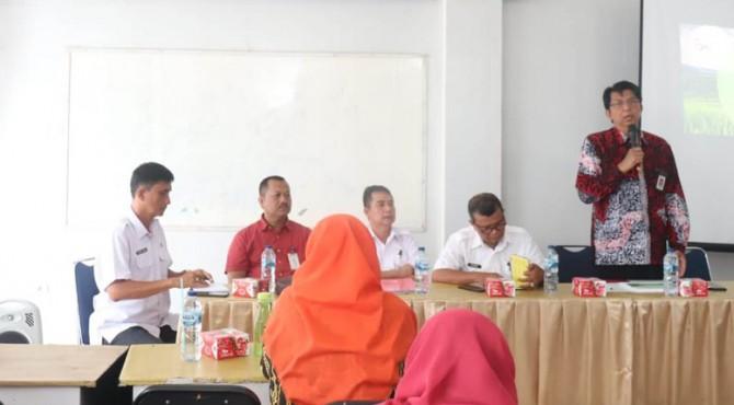 Rakor DKP Payakumbuh.