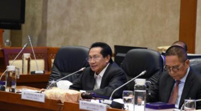 Wakil Ketua Komisi XI DPR RI Achmad Hatari.