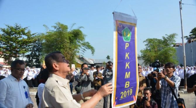 PKKMB di Universitas Bung Hatta Padang