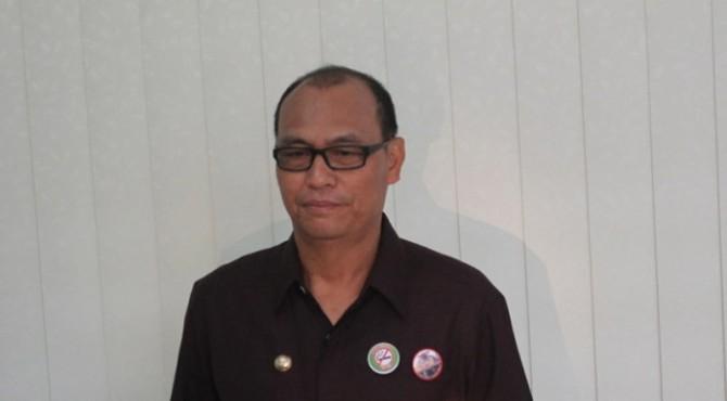 Bupati Kepulauan Mentawai Yudas Sabaggalet
