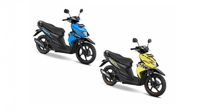 Suzuki NEX II Cros.