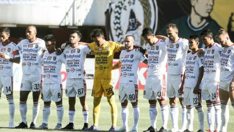 Bali United ingin kunci gelar juara sebelum musim berakhir