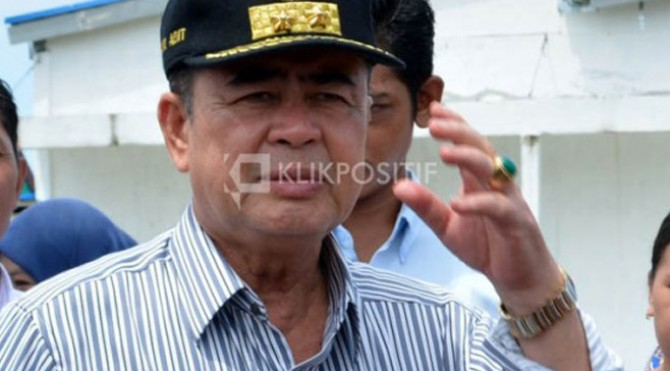 Wakil Gubernur Sumatera Barat Nasrul Abit