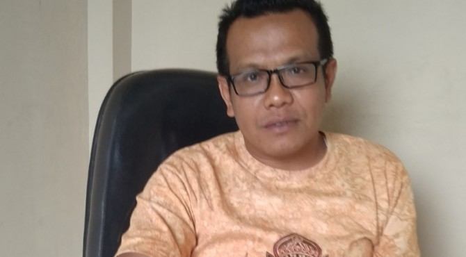 Ketua Bawaslu Solok Selatan Muhammad Ansyar