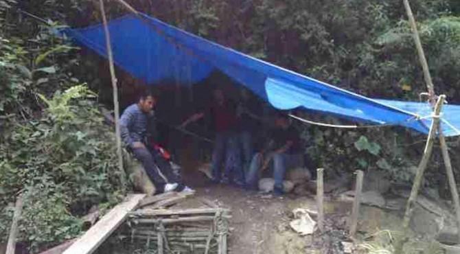 12 orang warga Jawa Barat yang diduga melakukan penambangan dibebaskan Polres Pasaman