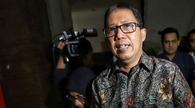 Plt Ketua Umum PSSI, Joko Driyono