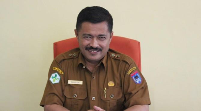 Kadis DKK Payakumbuh Bakhrizal.