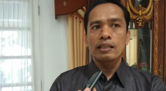 Kepala Badan Kesbangpol PBD Kota Sawahlunto