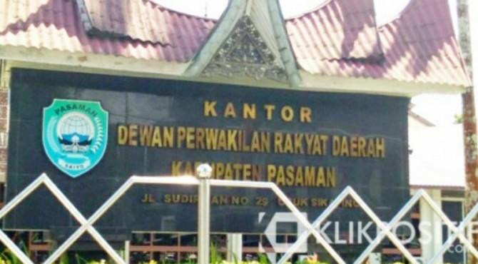 Kantor DPRD Agam