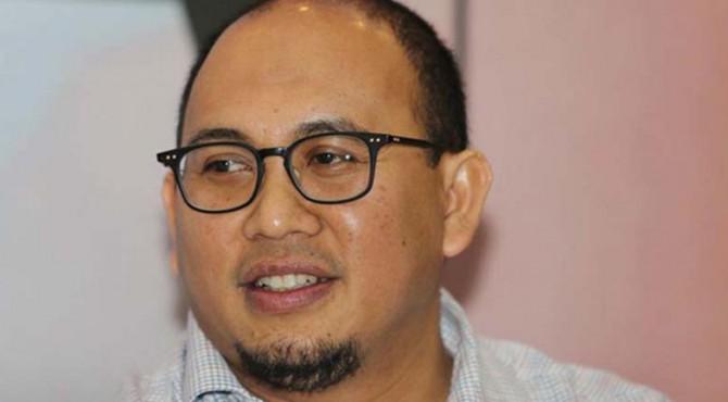 Anggota Dewan Perwakilan Rakyat (DPR) RI Dearah pemilihan Sumatera Barat, Andre Rosiade