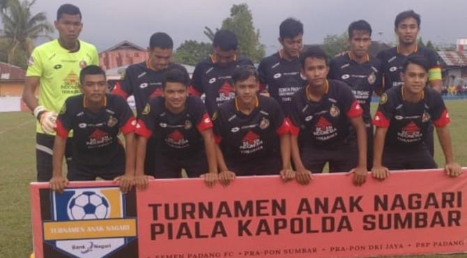 Tim Semen Padang FC