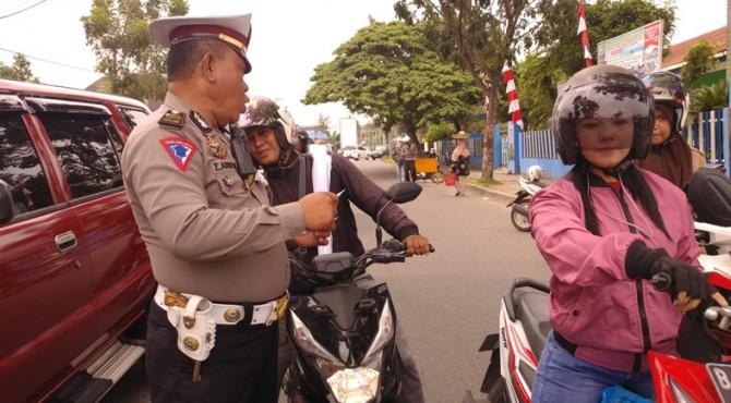 Operasi Patuh 2019 di Padang