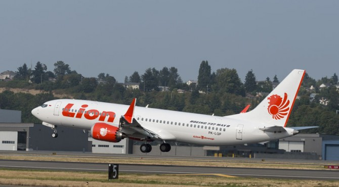 Peawat Lion Air