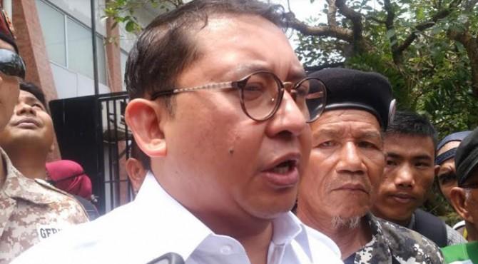 Dewan Pengarah Badan Pemenangan Nasional (BPN) Prabowo - Sandiaga, Fadli Zon