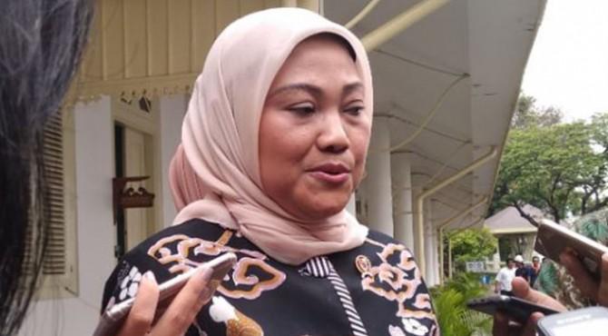 Menteri Ketenagakerjaan (Menaker) Ida Fauziah