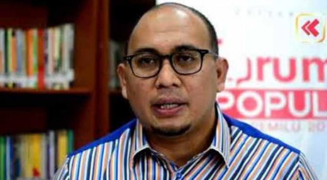 Anggota DPR RI terpilih dari Dapil Sumatera Barat I, Andre Rosiade