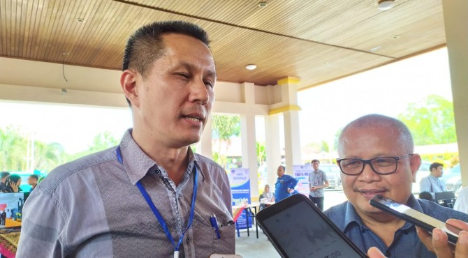 Wakil Direktur I PNP, Revalin Herdianto