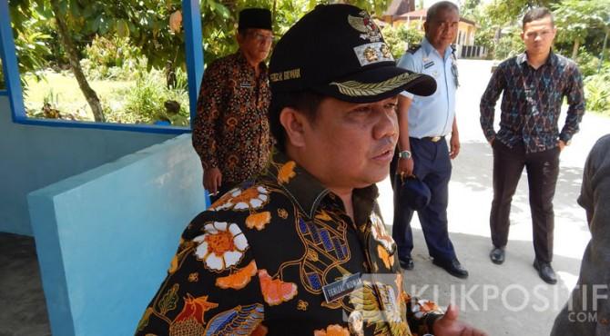 Wakil Bupati Limapuluh Kota, Ferizal Ridwan.