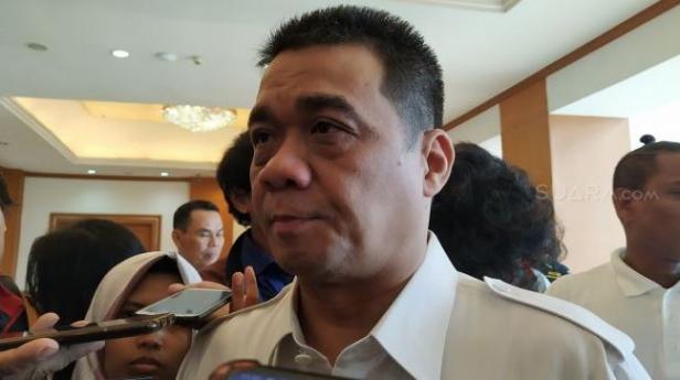 Politikus Partai Gerindra Ahmad Riza Patria.