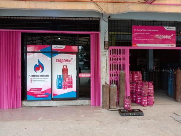 Pertamina Gulirkan Program Kemitraan PinkyMovement