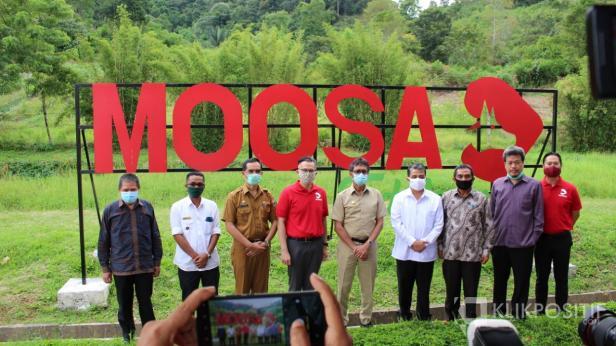 Moosa edufarm Solok