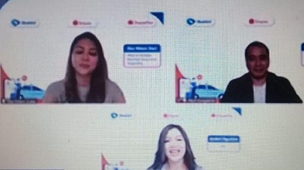 Berangkat Aman, Belanja Nyaman dengan Bluebird Group, Shopee Indonesia, dan ShopeePay