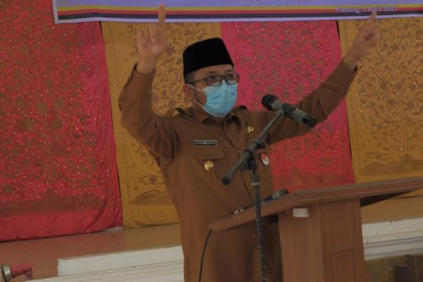 Plt Walikota Padang, Hendri Septa