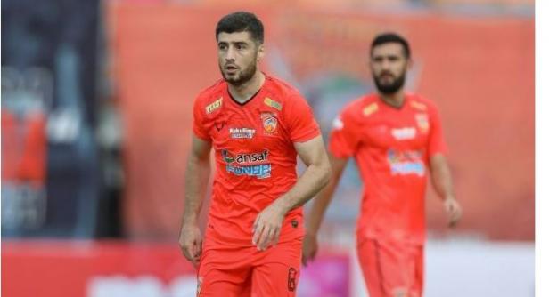 Pemain Borneo FC, Nuriddin Davronov, dipinjamkan ke FC Istiklol yang bermain di Liga Tajikistan
