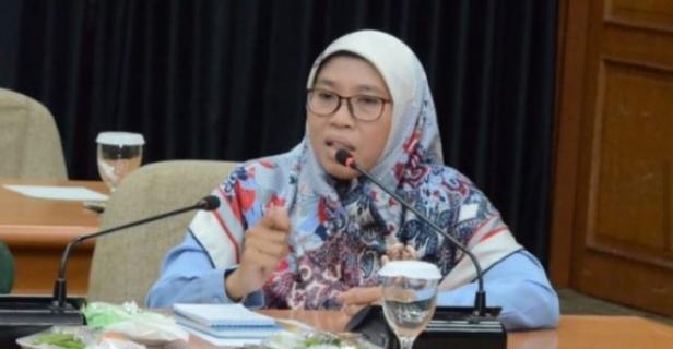 Anggota Komisi IX DPR RI Netty Prasetiyani
