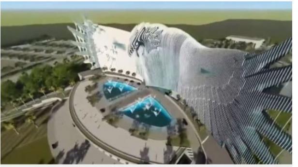 Desain Istana Negara di Ibu Kota Negara (IKN) baru Kaltim jadi sorotan warganet.