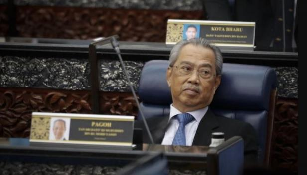 Perdana Menteri (PM) Malaysia Muhyiddin Yassin