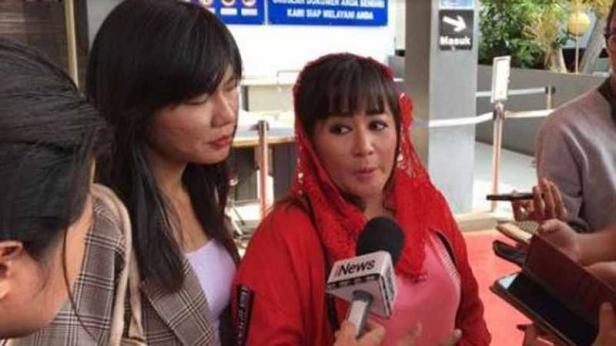 Politisi PDI Perjuangan Dewi Tanjung