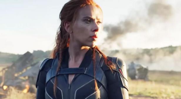 bintang Black Widow Scarlett Johansson