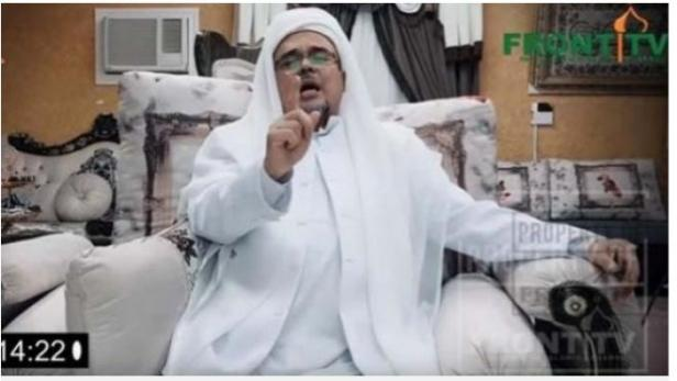 Habib Rizieq Shihab,