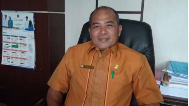 KepalaDinas Kesehatan Kabupaten Solok Selatan (Solsel) Novirman