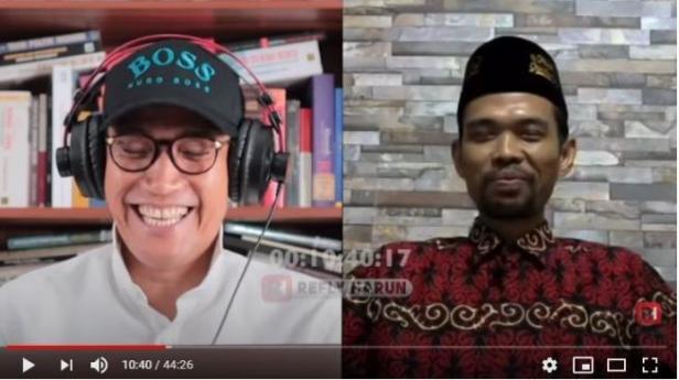 Pengakuan Ustaz Abdul Somad tak ngefans Prabowo