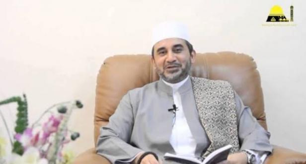 Wakil Ketua Komisi Dakwah Majelis Ulama Indonesia (MUI) Habib Nabiel Al-Musawa