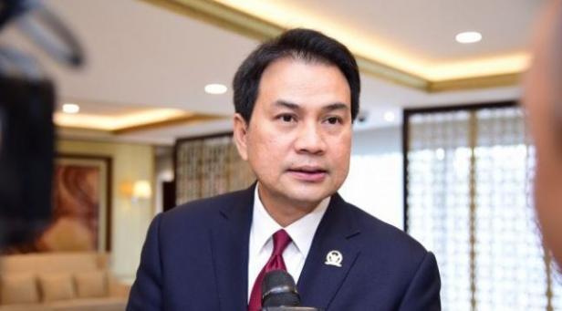 Wakil Ketua DPR RI Azis Syamsuddin.
