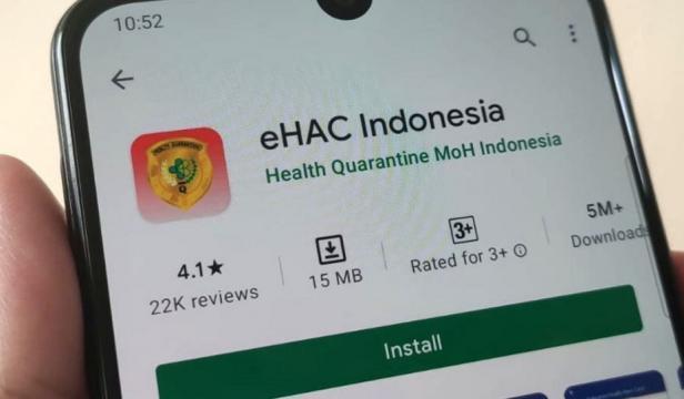 aplikasi eHAC